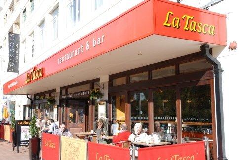 Gluten free Tapas at La Tasca!