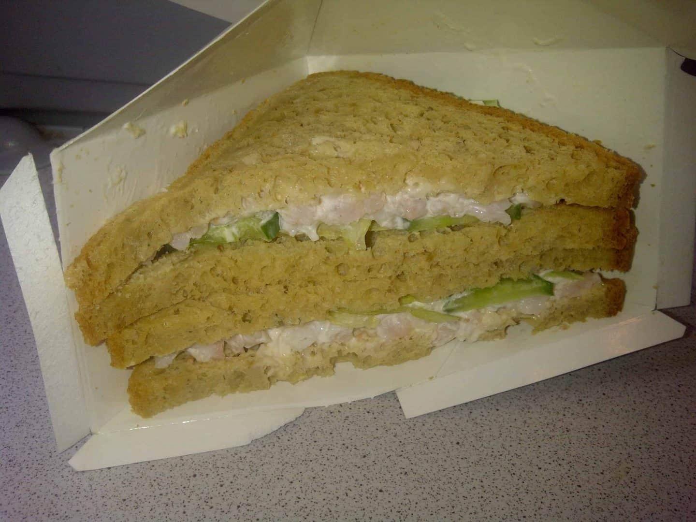 Waitrose's Gluten Free Sandwiches