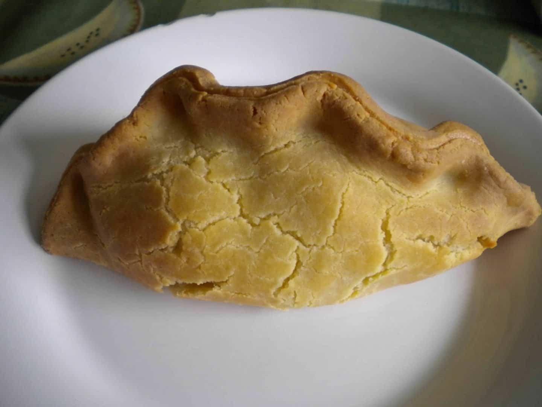 Gluten free Devon pasties!
