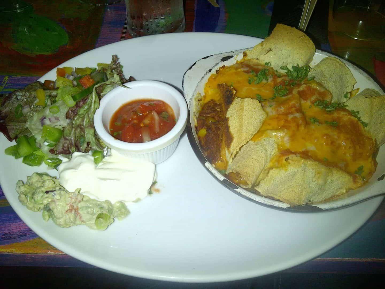 Gluten free Mexican in Barnstaple