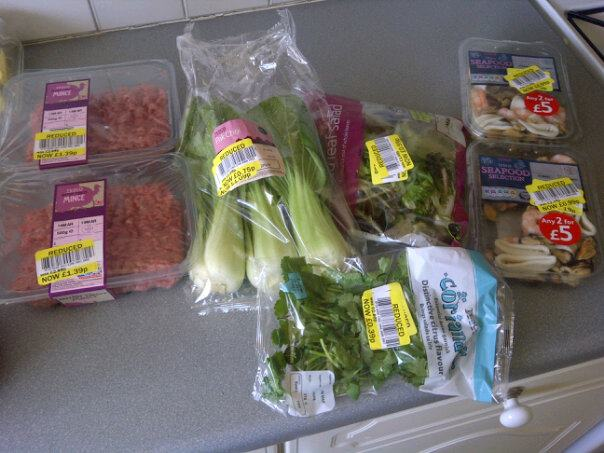 Healthy eating...it's even better when you can get it all on the cheap!