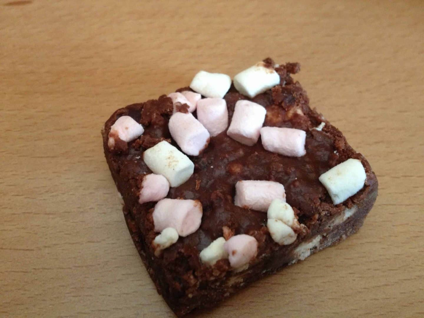 Gluten free rocky roads from Asda's new free from range