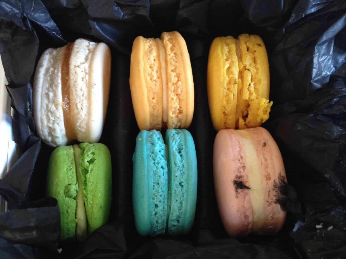 Miss Macaroons: gluten free, delicious treats with a heart