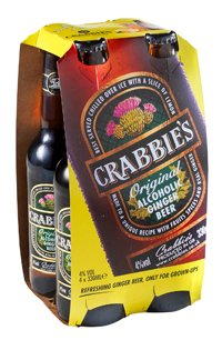 Crabbies4x330ml4