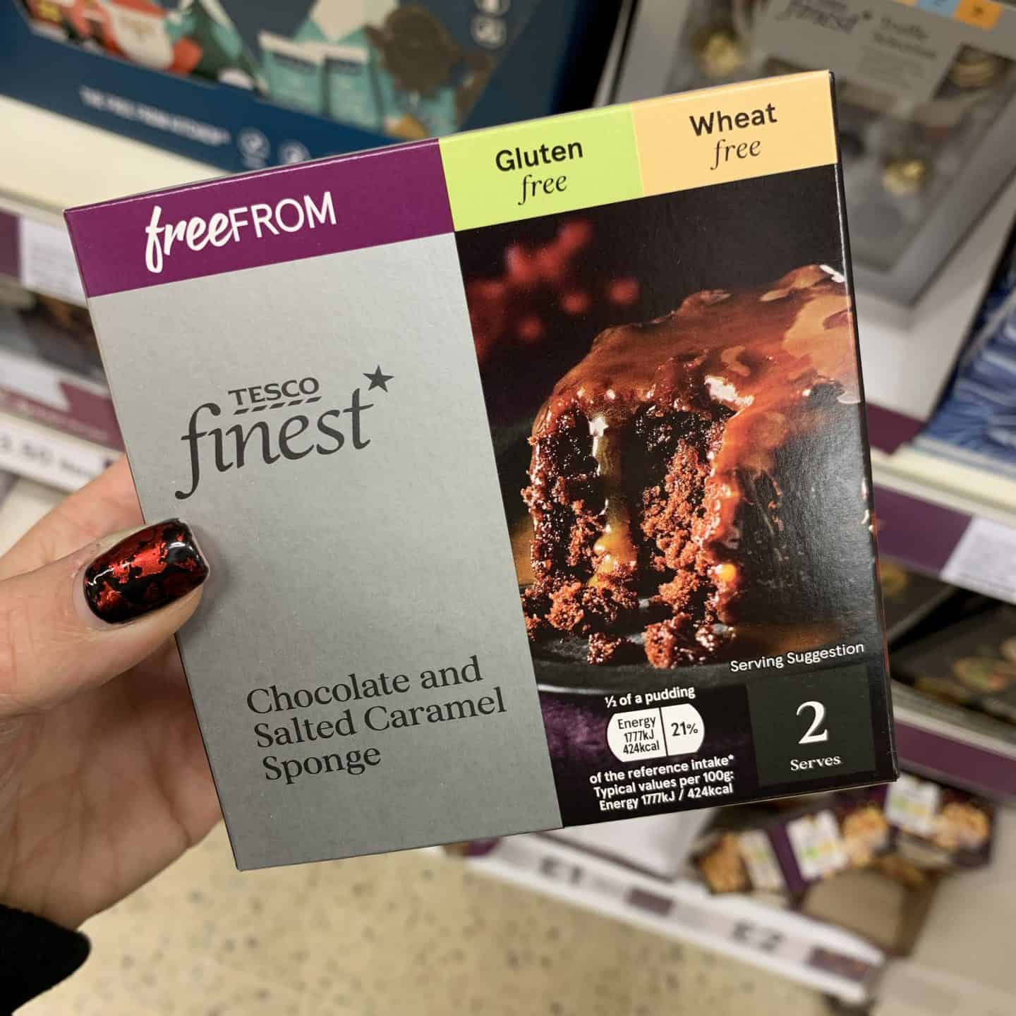 gluten free christmas food tesco 6