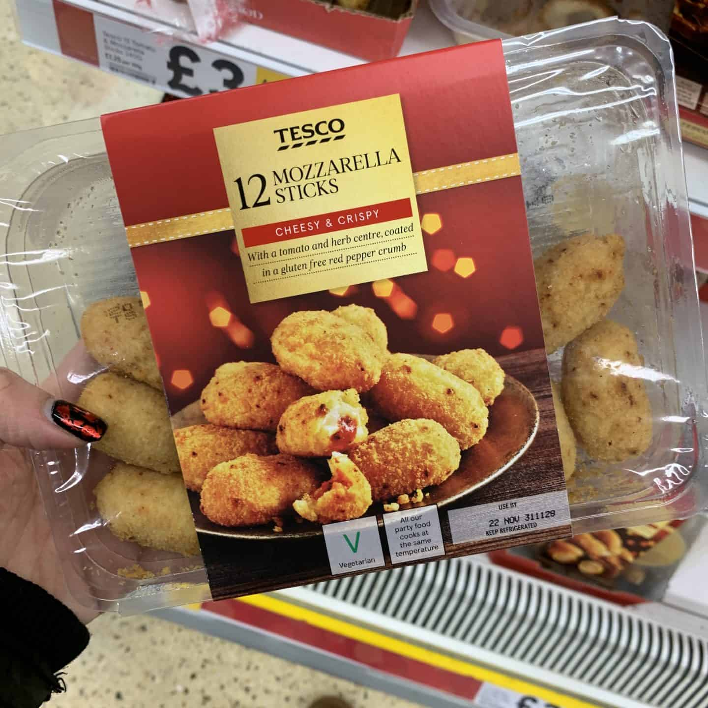 Gluten Free Christmas Food Tesco 8 The Gluten Free Blogger