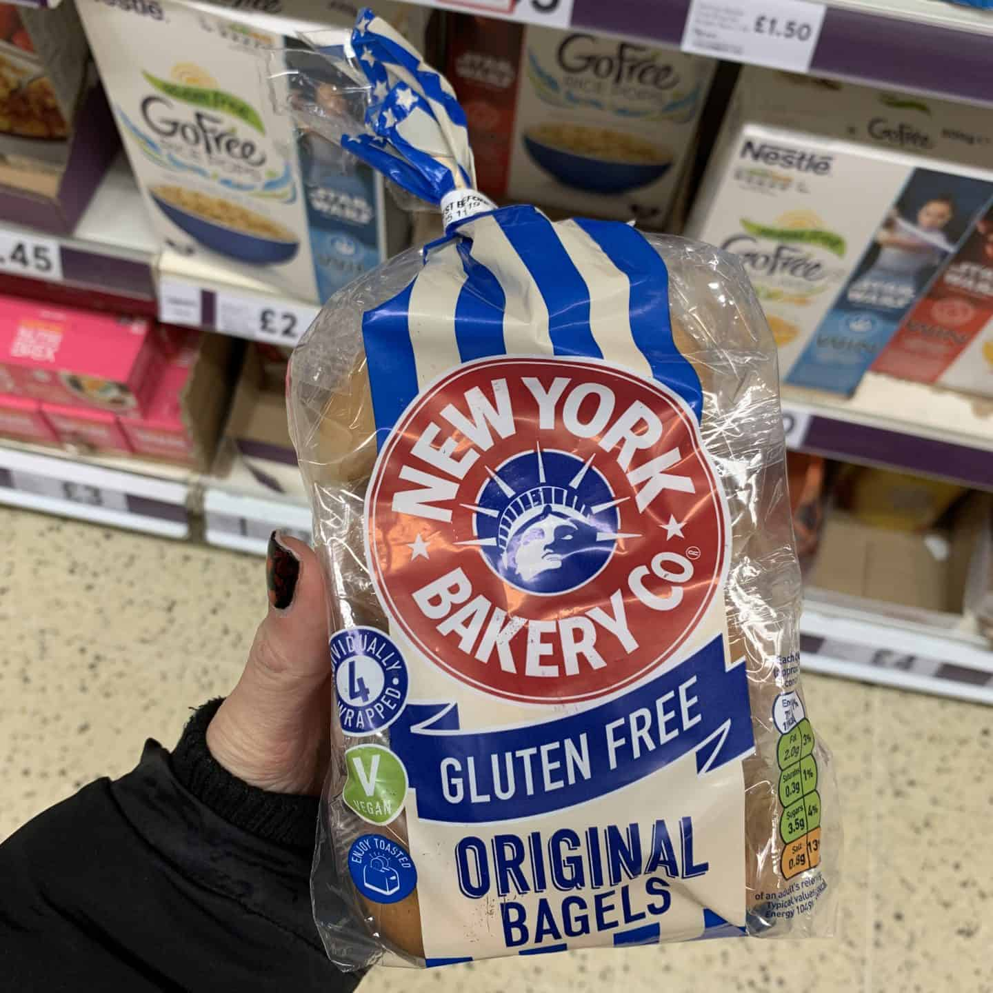 new gluten free products november 2019 1