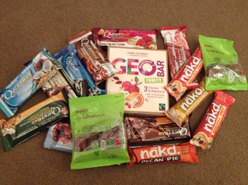 Random things a coeliac packs when travelling to Uganda…