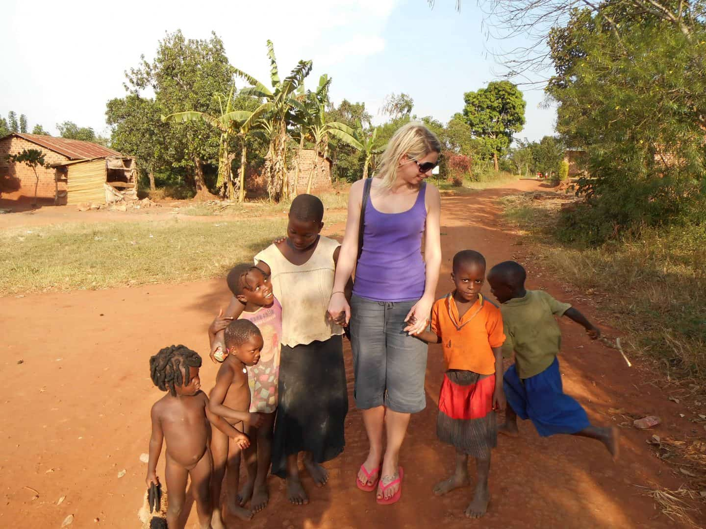 Gluten free Uganda – take two!