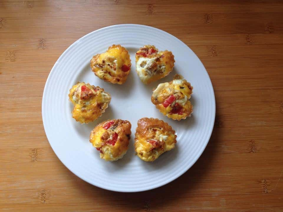 GLUTEN FREE LOW CARB EGG MUFFINS (2)