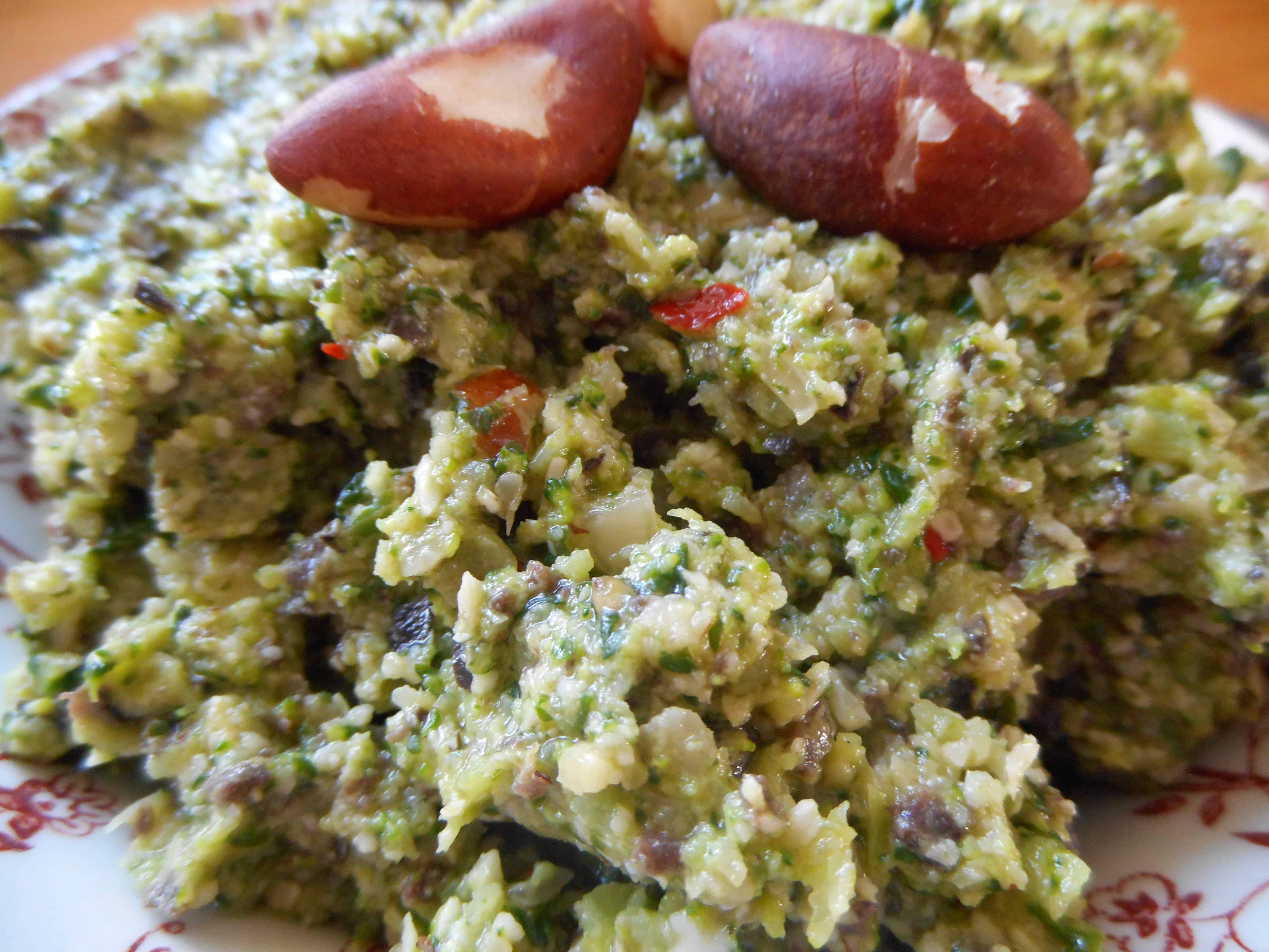 BROCCOLI PESTO GLUTEN FREE WHEAT FREE THE GLUTEN FREE BLOGGER (8)