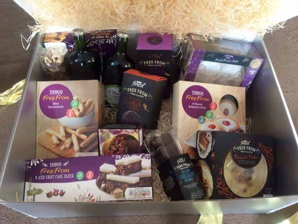 Tescos gluten free christmas a look at their range and their tescos gluten free christmas a look at their range and their glutenfreehelps event negle Choice Image