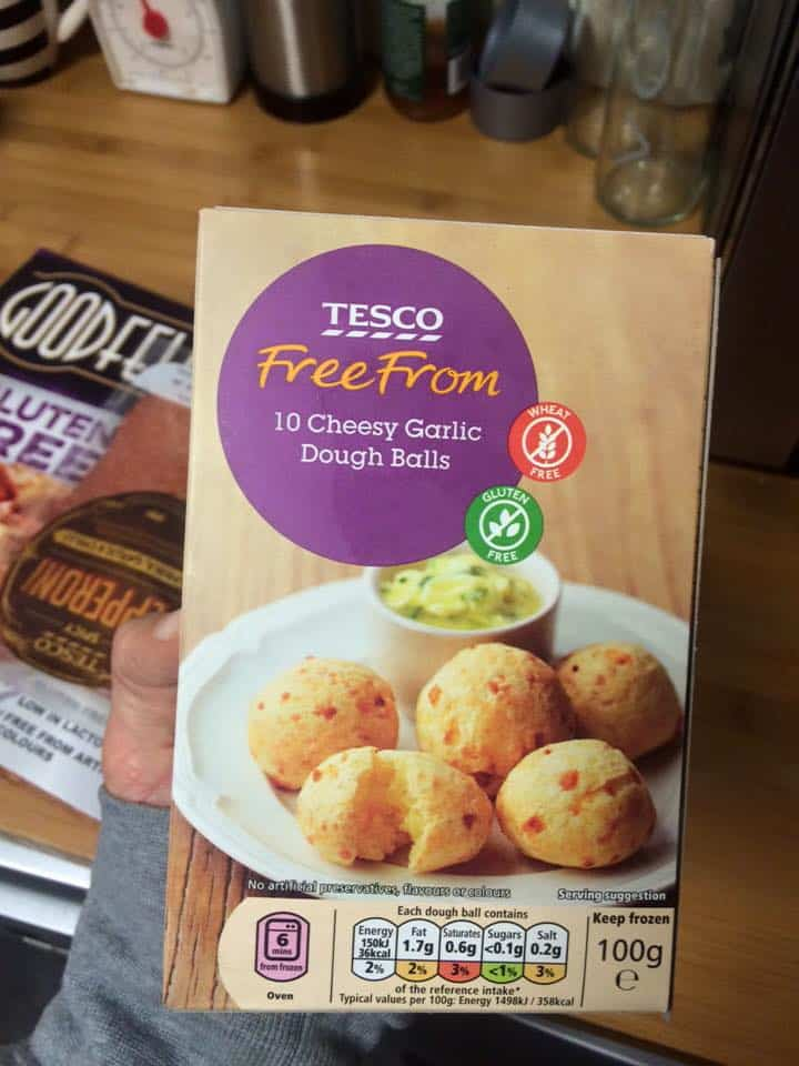 Tescos Gluten Free Christmas A Look At Their Range And