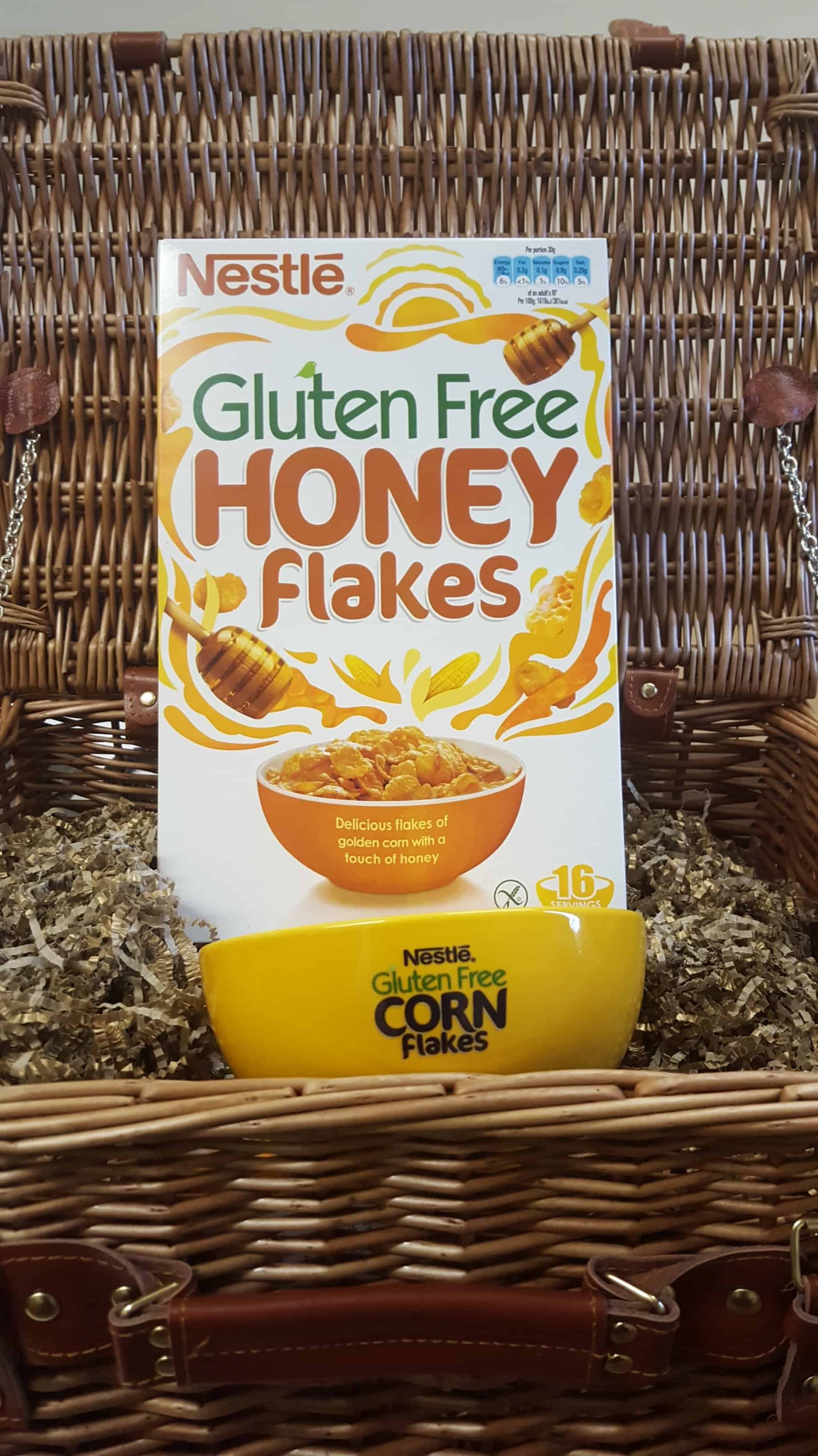 Win a gluten free hamper with Nestle!