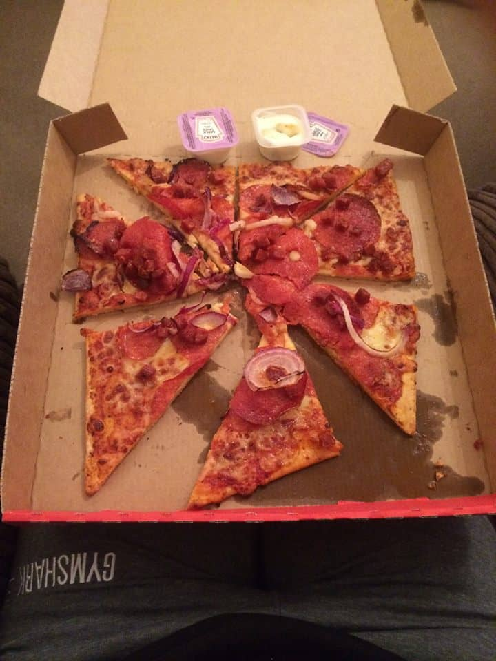 Review New Gluten Free Pizza Bases At Pizza Hut Restaurants