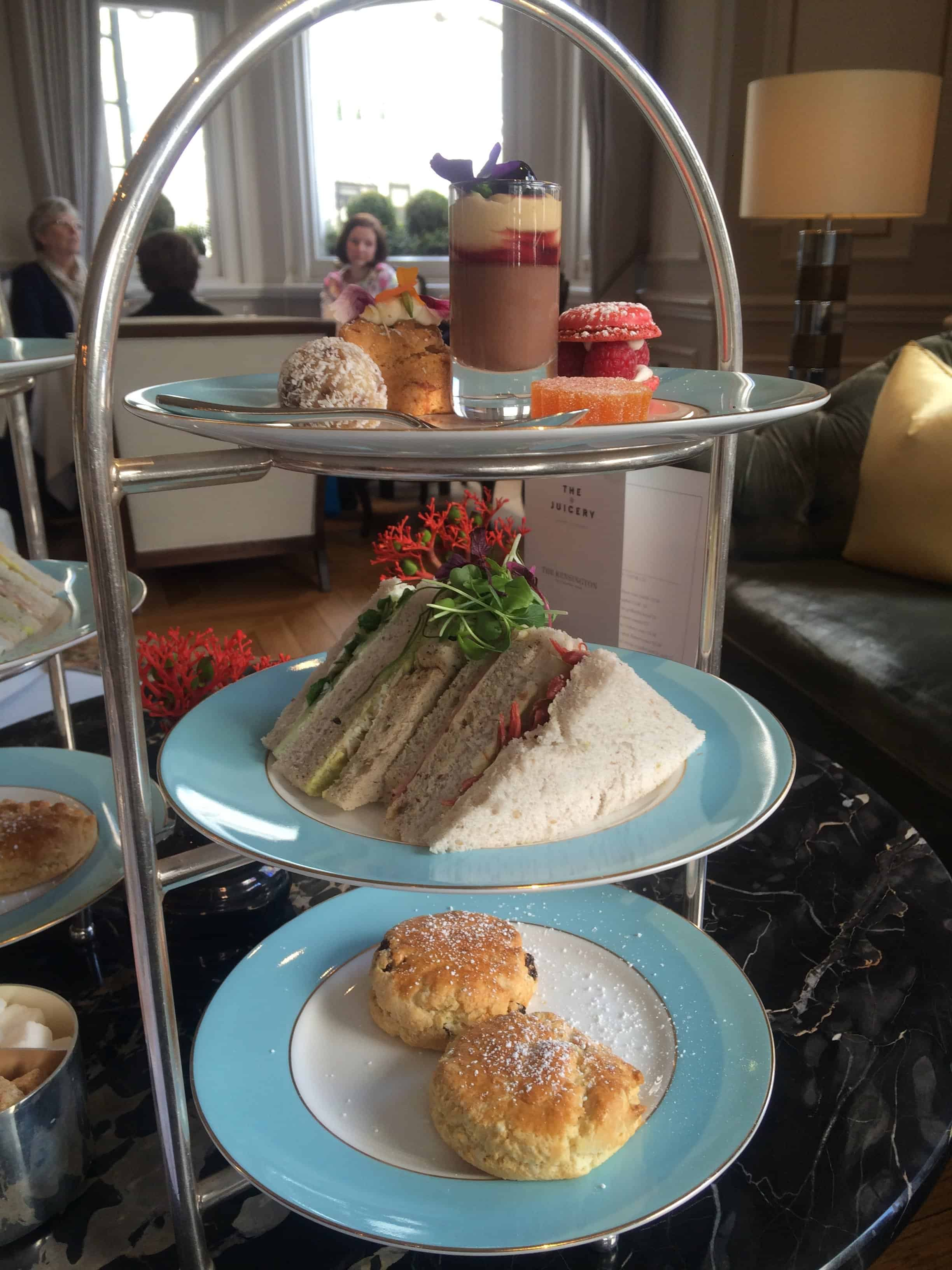 THE KENSINGTON GLUTEN FREE AFTERNOON TEA LONDON (13)