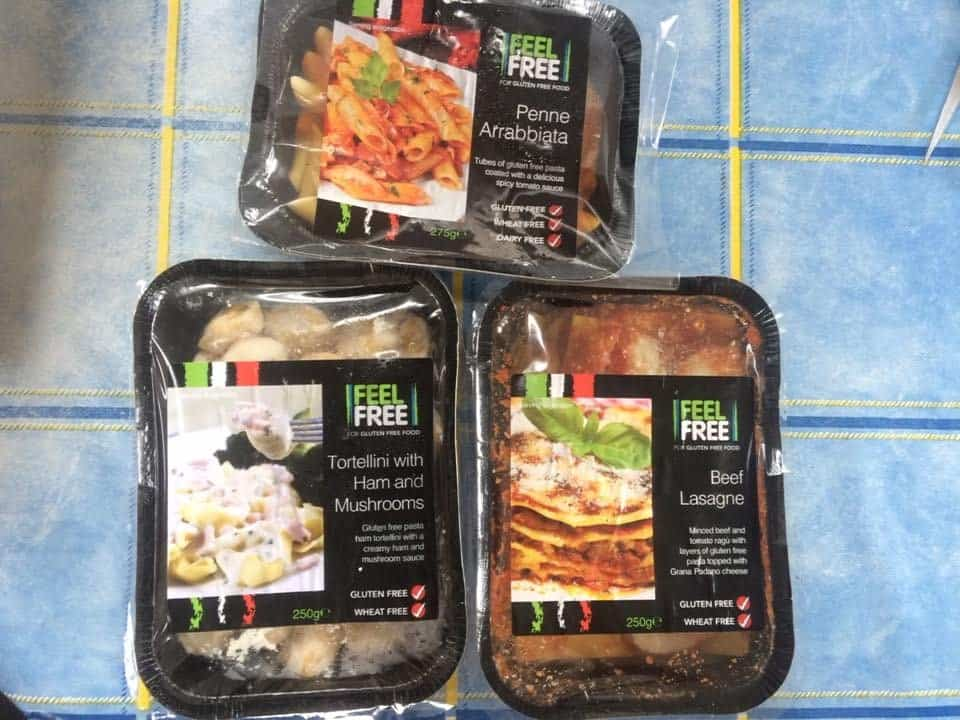 FEEL FREE FOODS GLUTEN FREE READY MEALS PASTA (11)