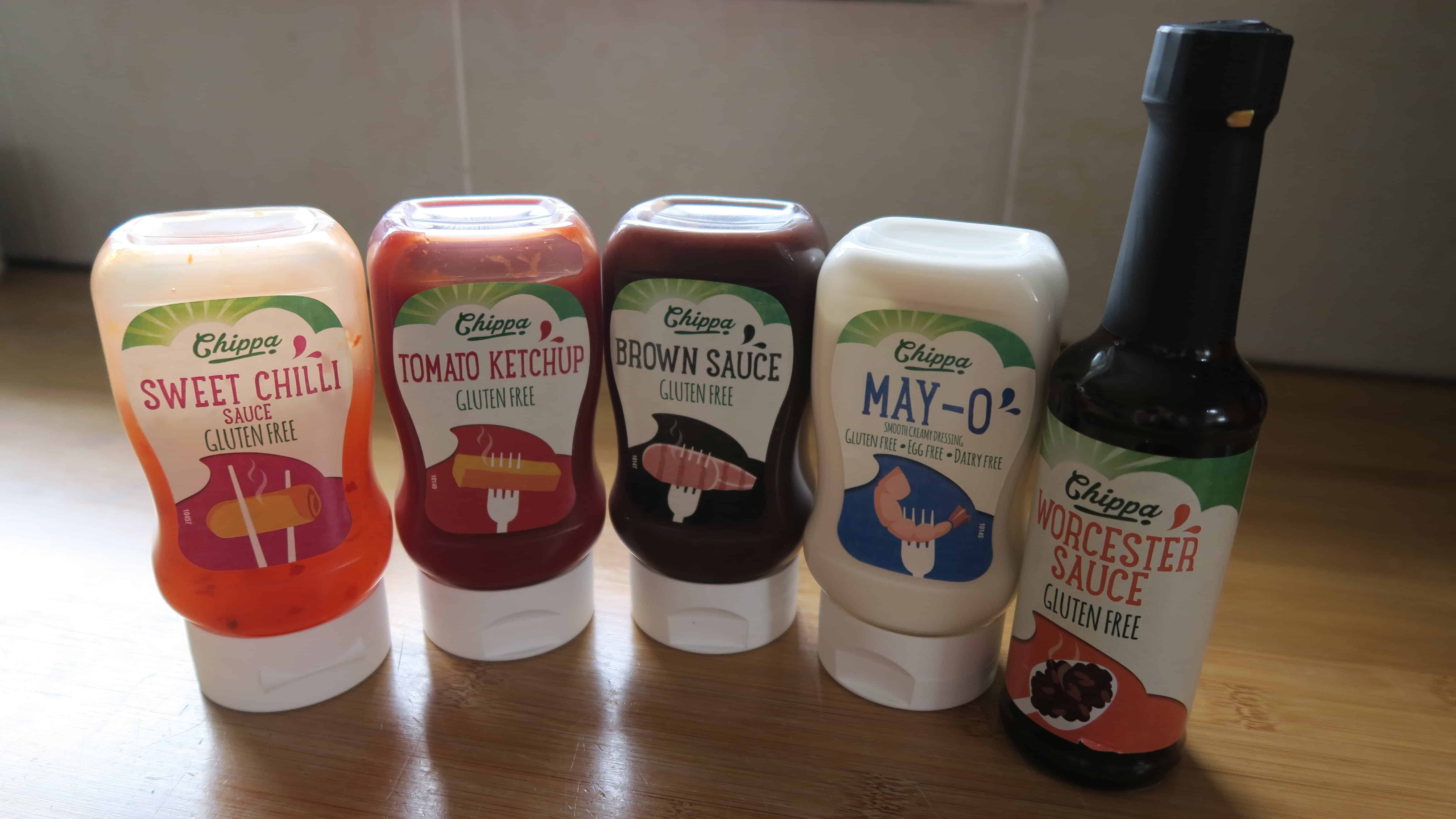 GLUTEN FREE CHIPPA SAUCES REVIEW (1)