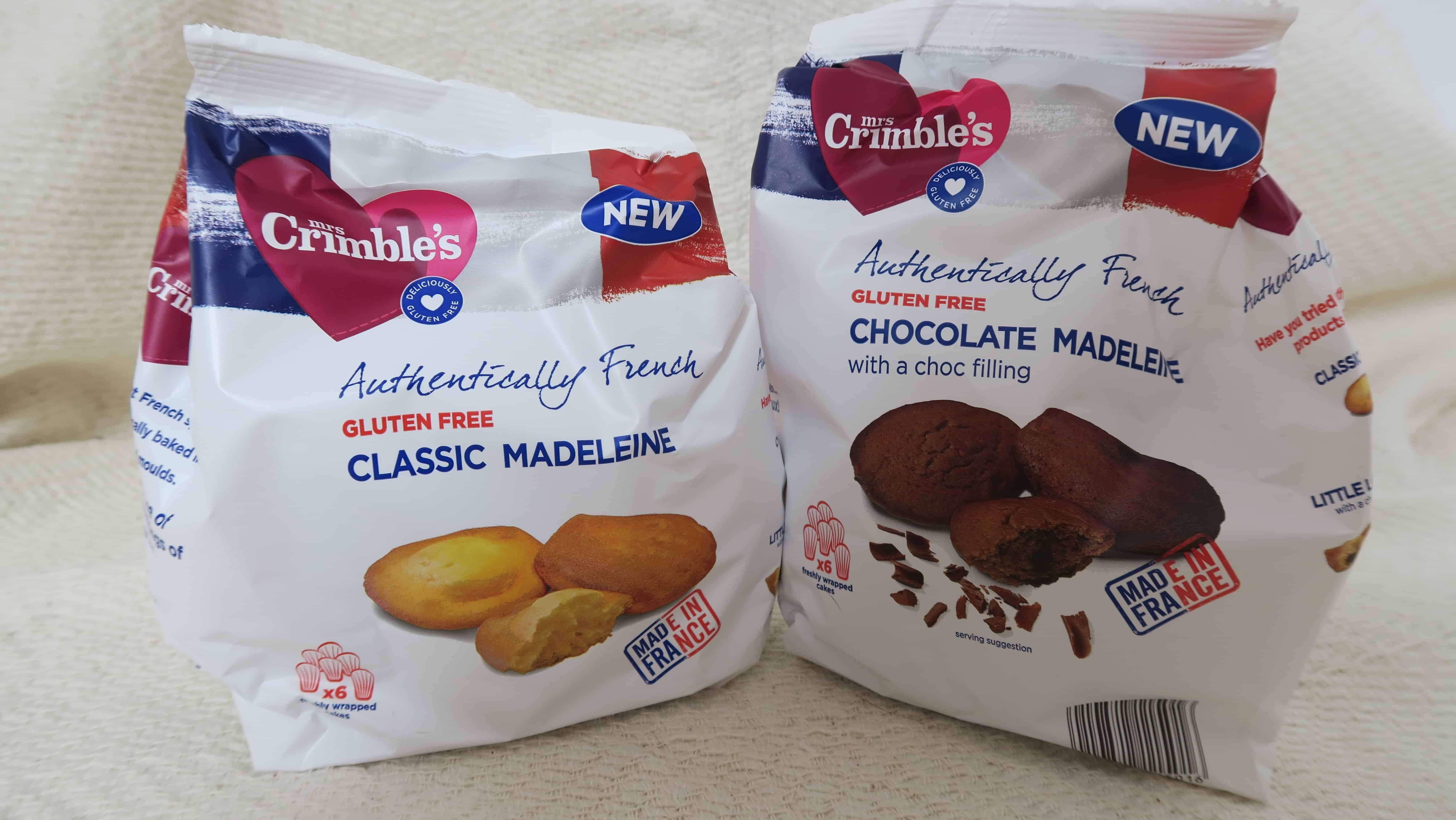 gluten free madeleines mrs crimbles coeliac awareness week (2)