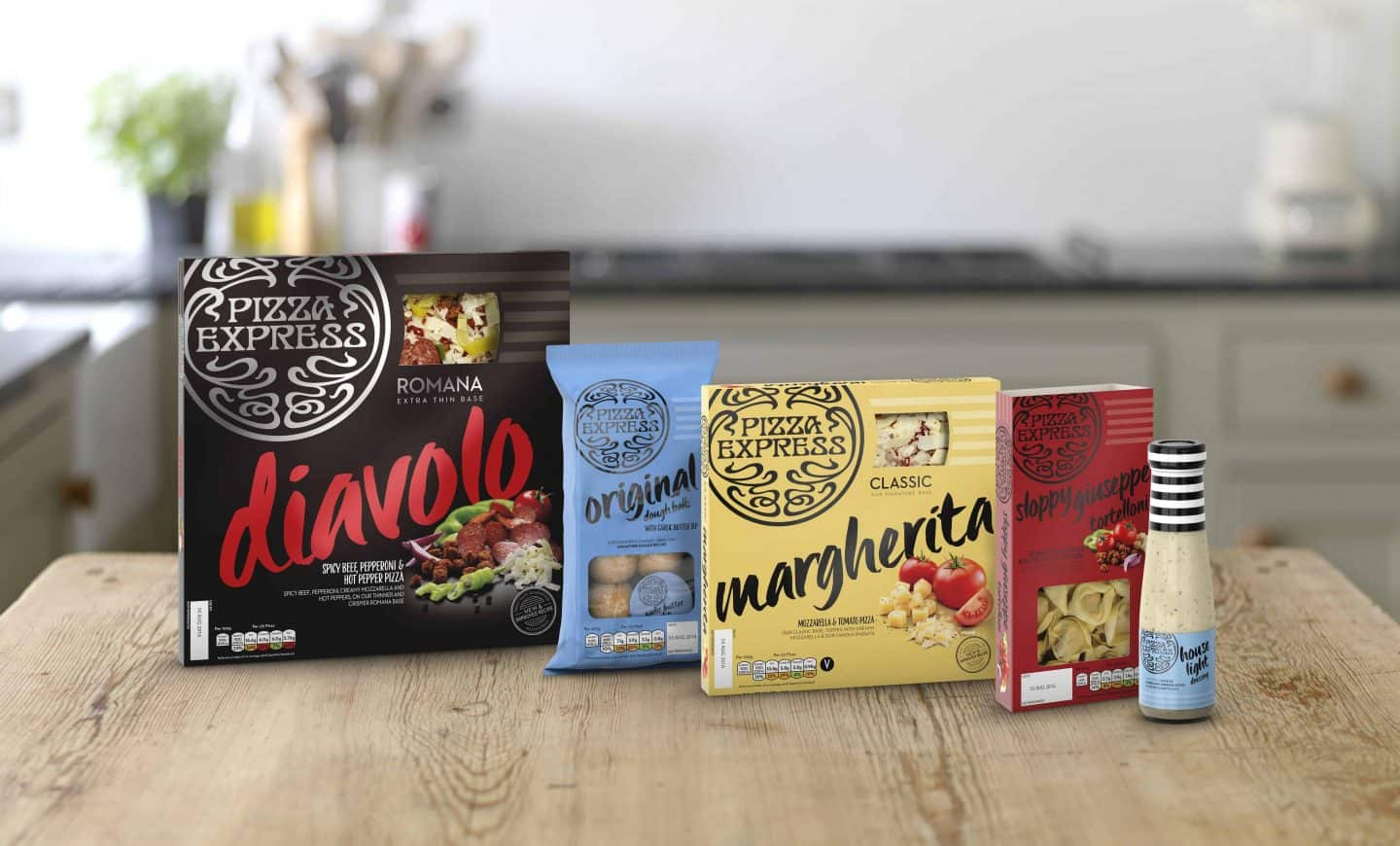 News: Pizza Express to launch gluten free pizza in Sainsbury's