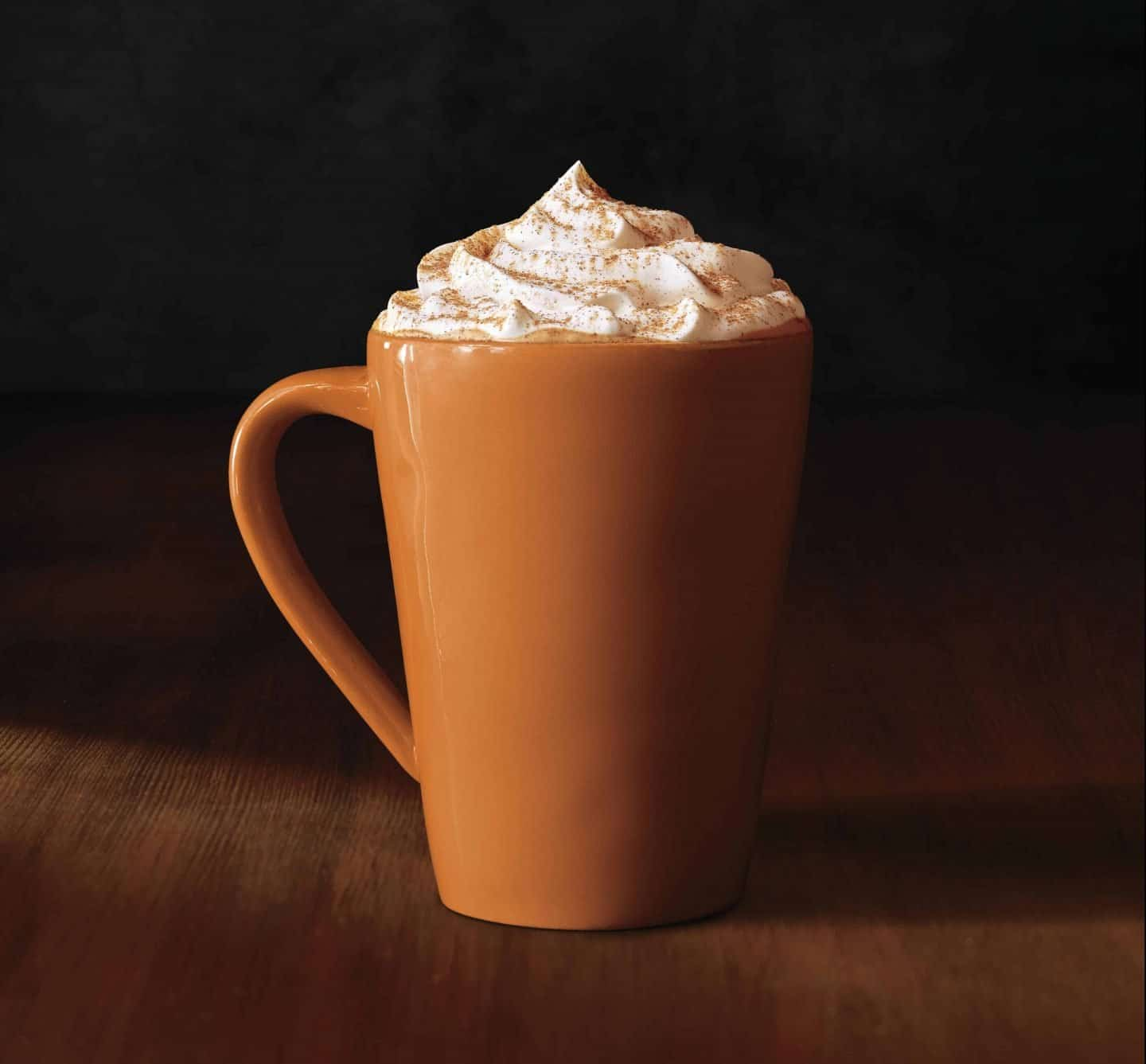 Is Starbucks pumpkin spice latte gluten free?