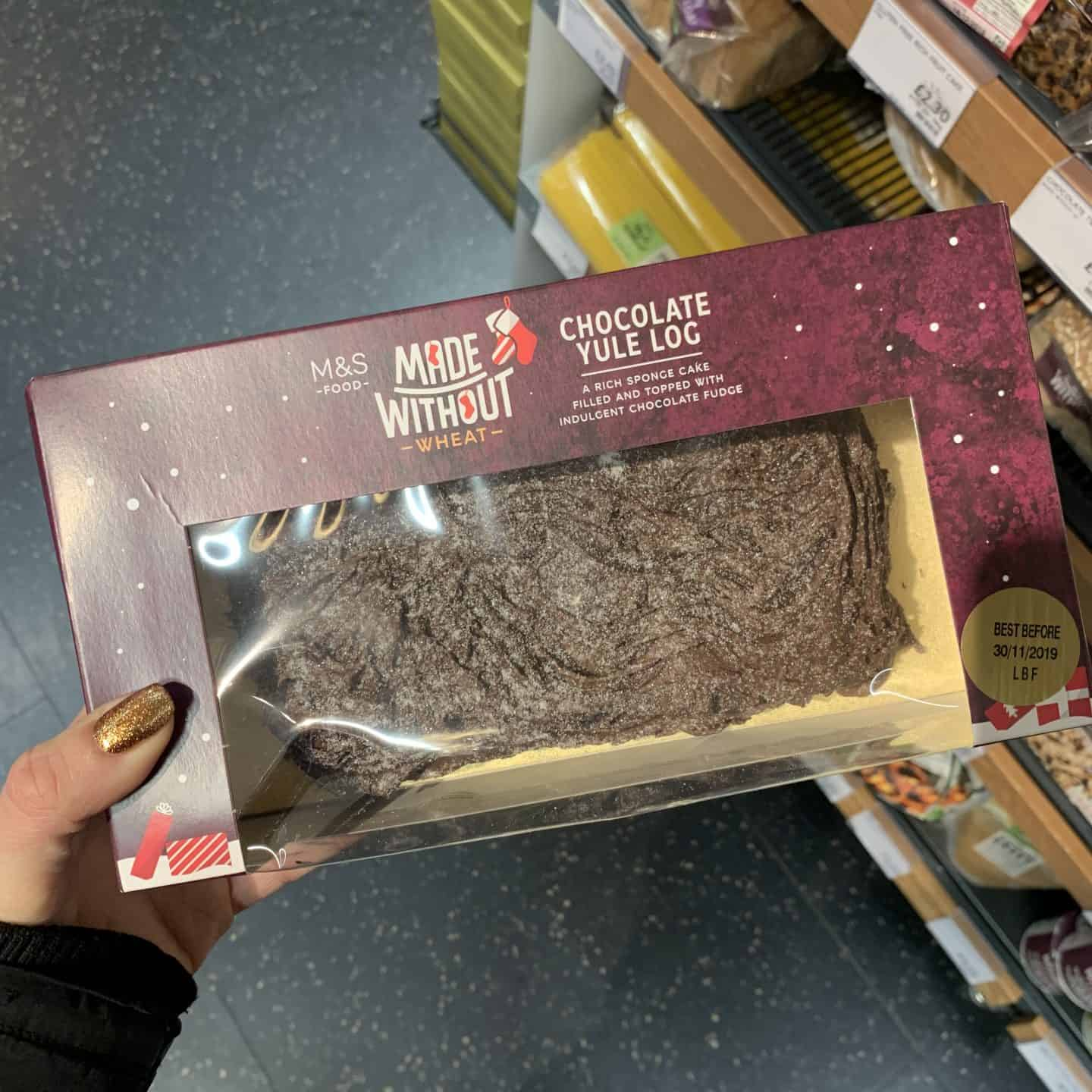gluten free marks and spencers christmas food 15