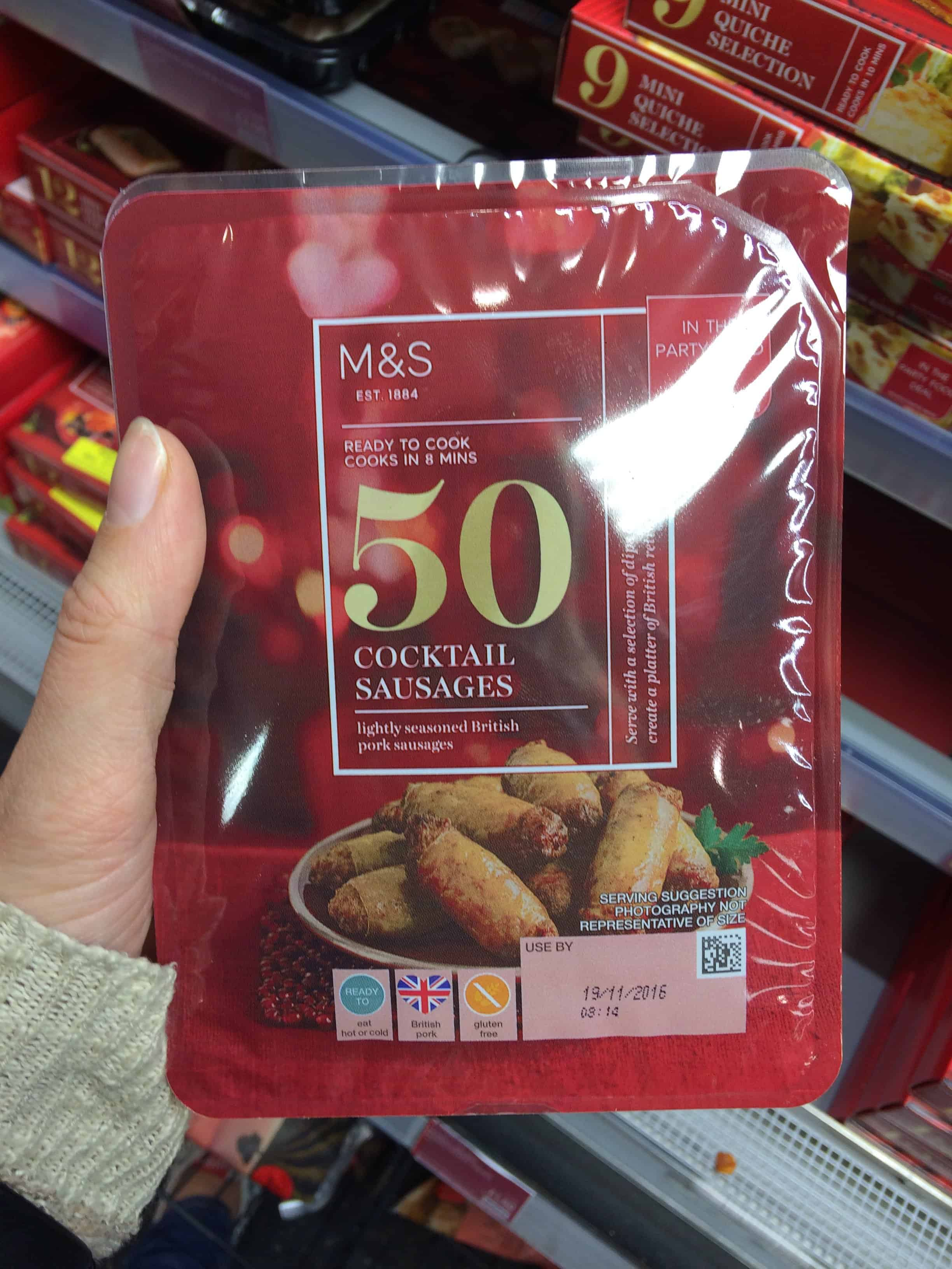 marks and spencer gluten free christmas