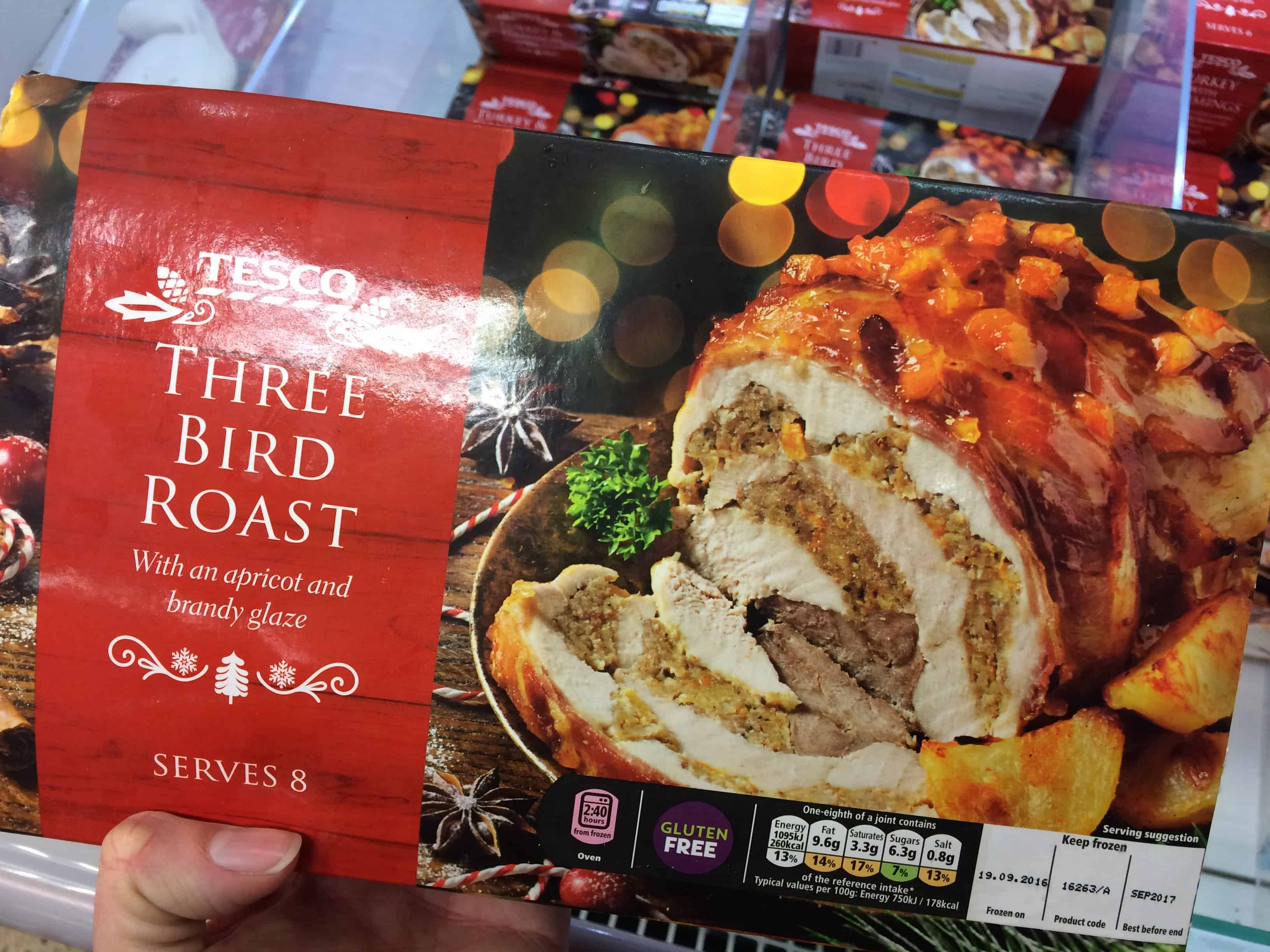 Gluten And Dairy Free Christmas Food In Tesco The Gluten