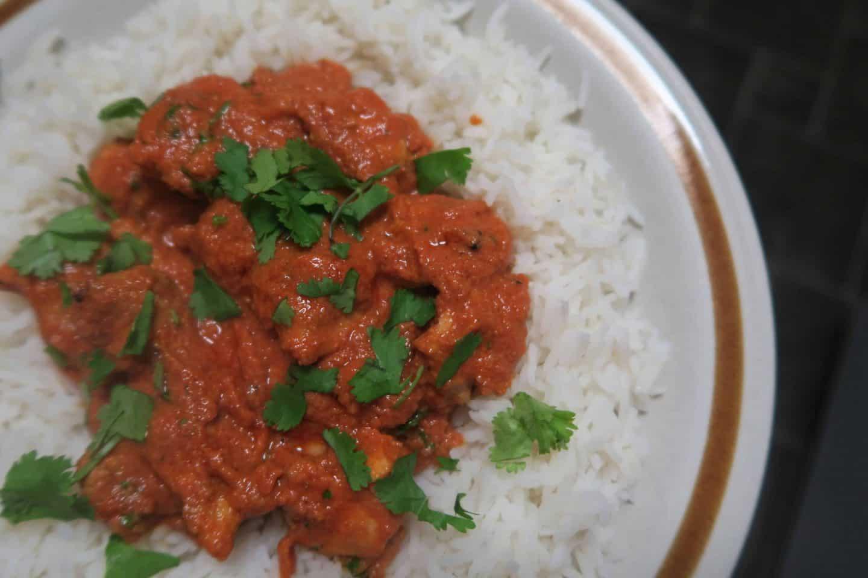 Boom Kitchen chicken tikka masala kit review