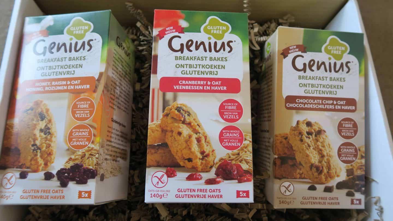 New Genius gluten free breakfast bakes review