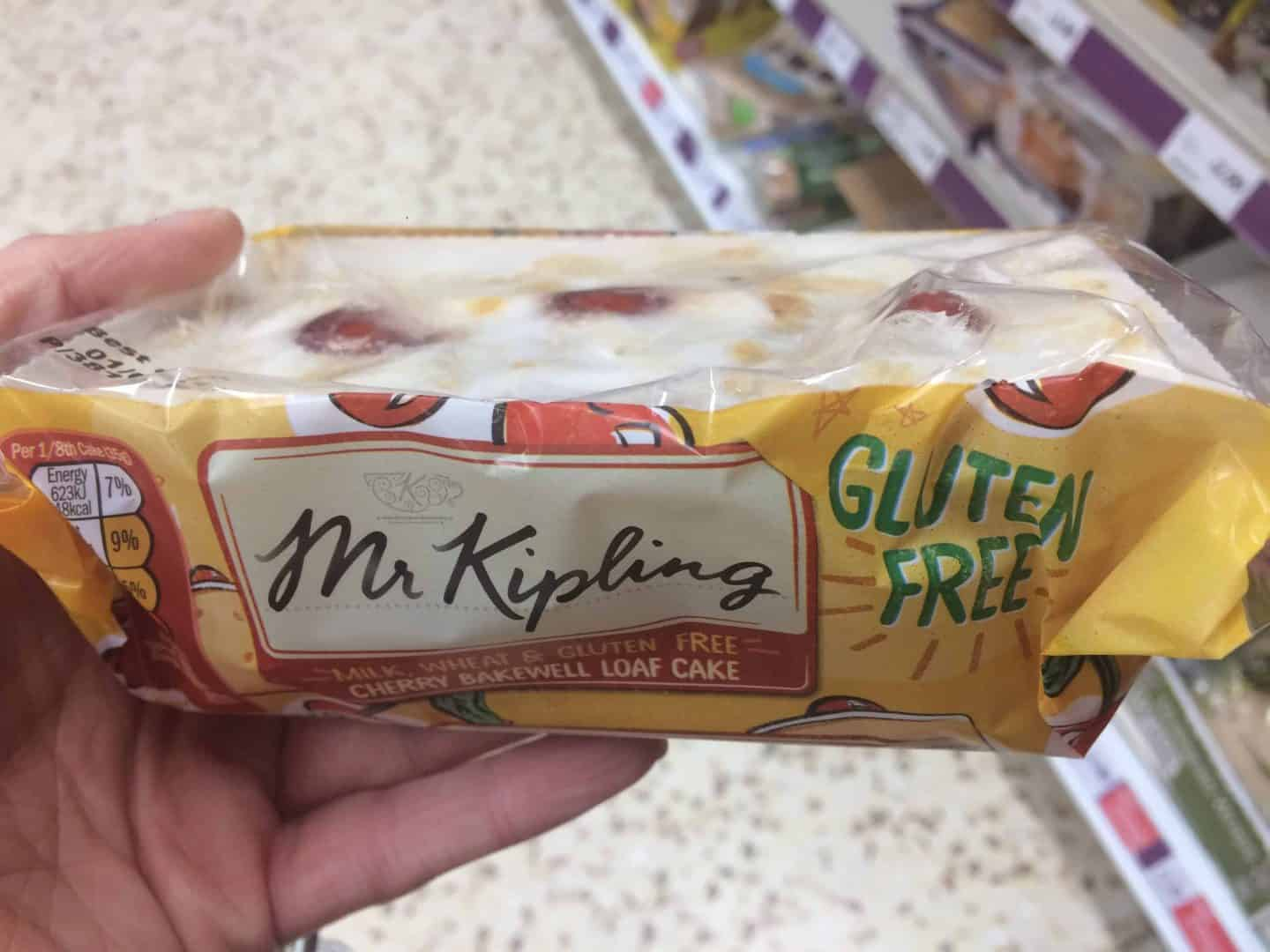 February Favourites: Mr Kipling cakes and Tesco's free from ready meals