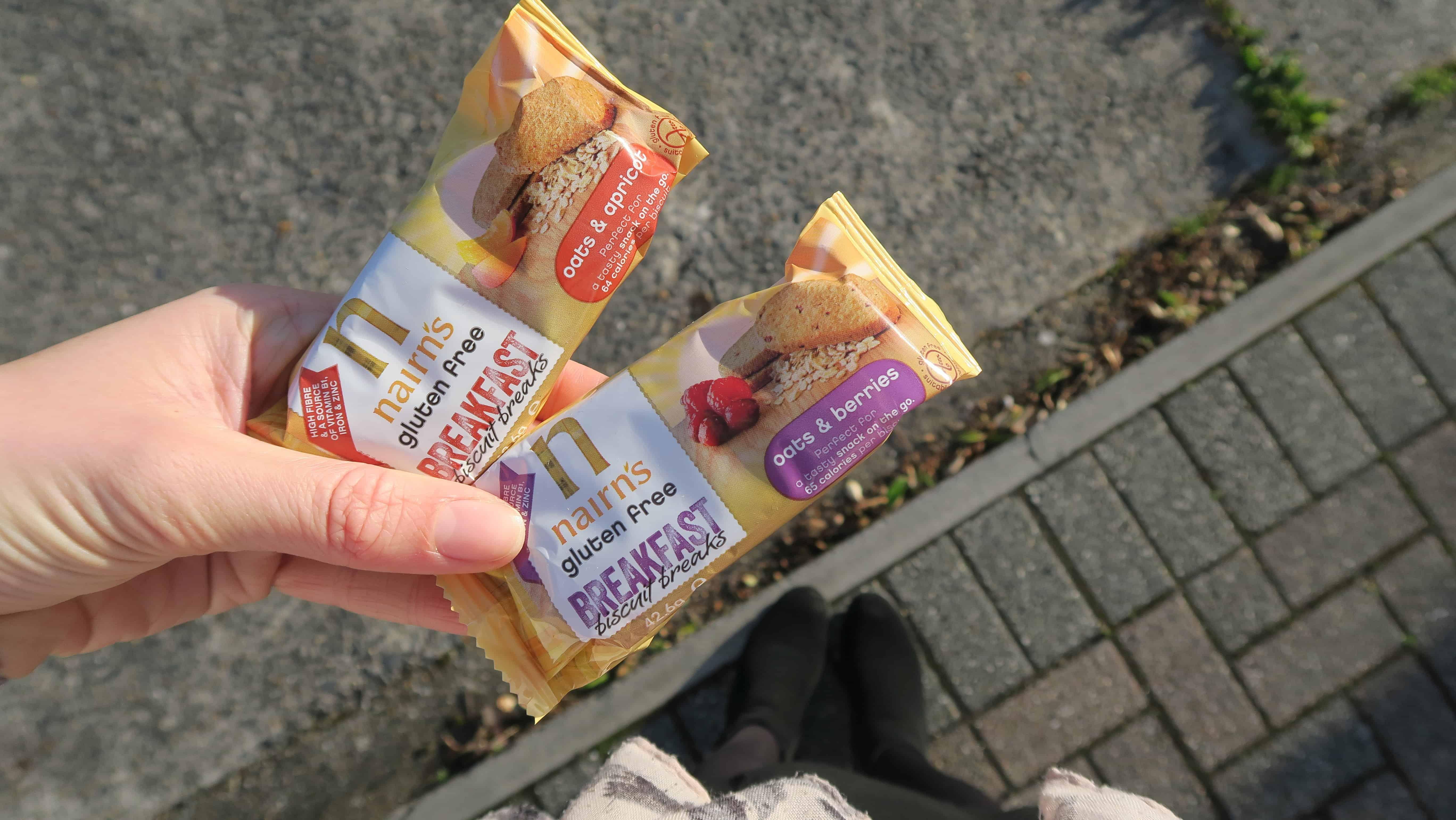 nairns oatcakes gluten free blogger 3