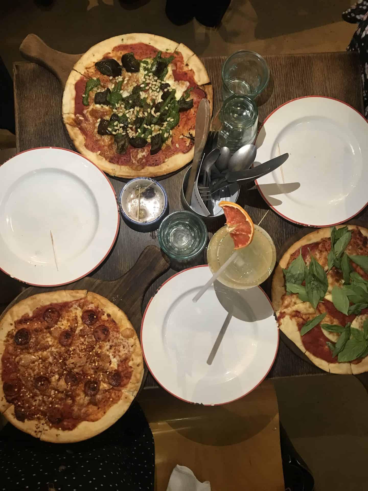 gluten free london gordon ramsay street pizza