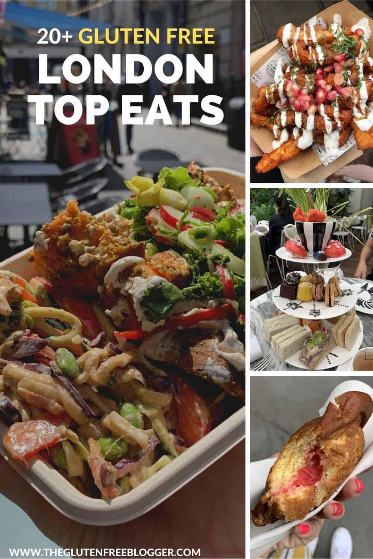gluten free london top eats restaurants uk travel coeliac celiac
