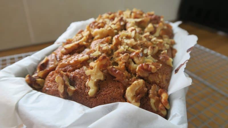 GLUTEN FREE DAIRY FREE BANANA DATE AND WALNUT CAKE THE GLUTEN FREE BLOGGER 30
