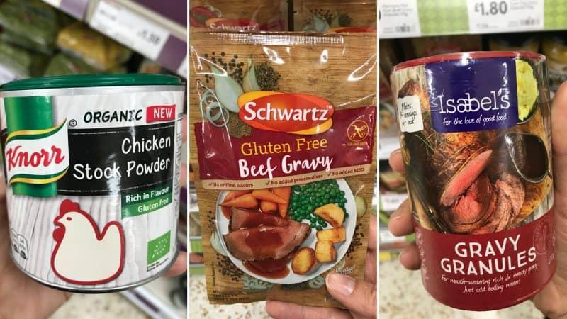 Gluten Free Chicken Stock