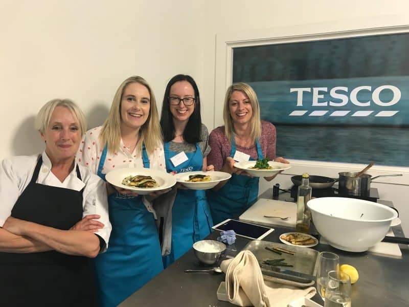 TESCO LACTOSE FREE EVENT GLUTEN FREE LONDON 4