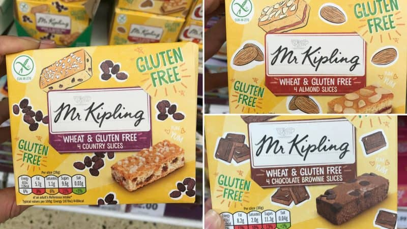 gluten free mr kipling slices