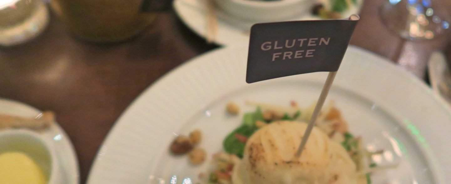 New gluten free Christmas menu at Côte Brasserie and WIN a £50 voucher!