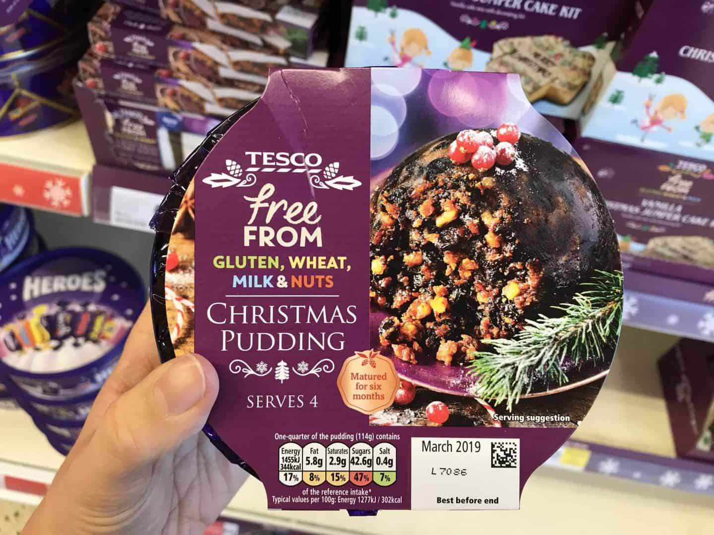 Seven things every coeliac gets way too excited about before Christmas