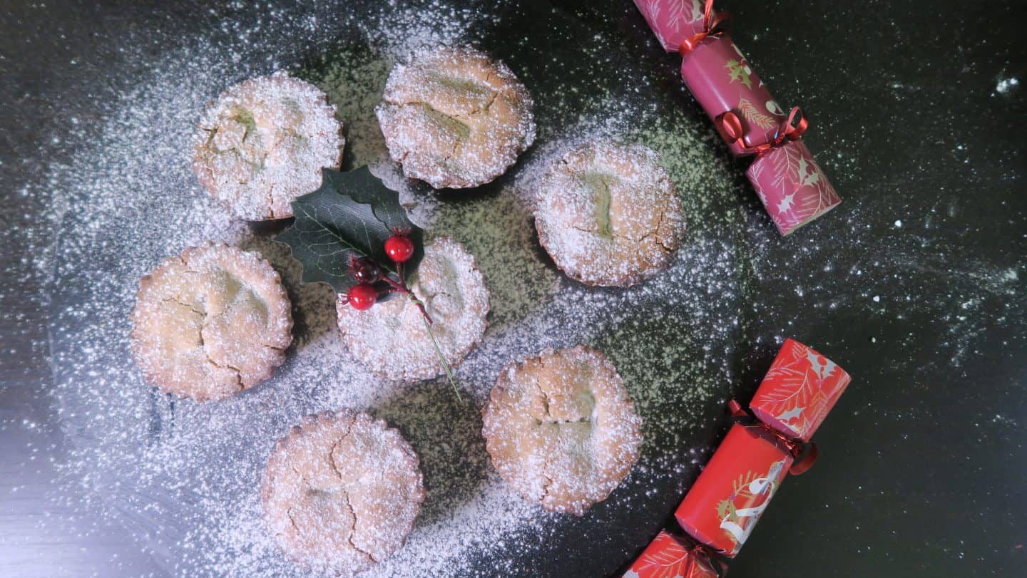 My favourite recipe for the best and booziest gluten and wheat free mince pies!