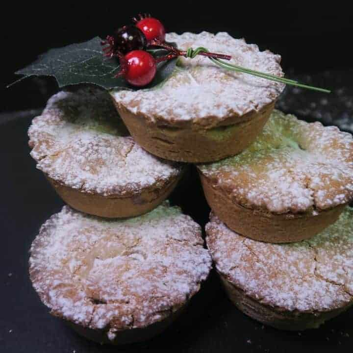 gluten free mince pies recipe the gluten free blogger