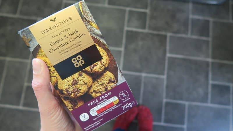 GLUTEN FREE CHRISTMAS CO-OP FREE FROM