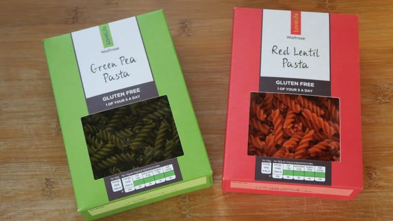 gluten free pasta dishes waitrose good health 1
