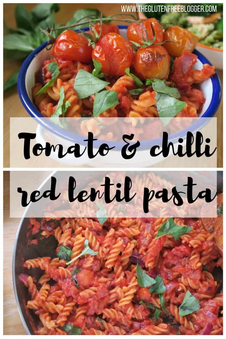 Two gluten free pasta recipes, the perfect healthy lunch idea, which are coeliac-friendly. Great for meal prep and one is dairy free too!
