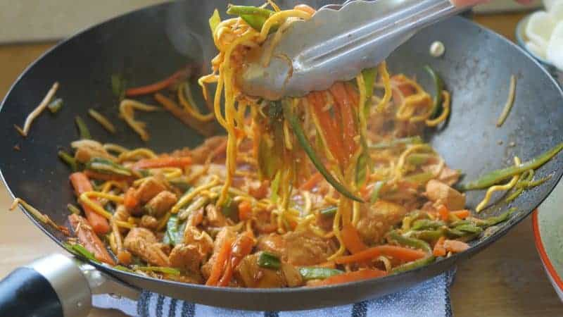 gluten free chicken chow mein recipe 41