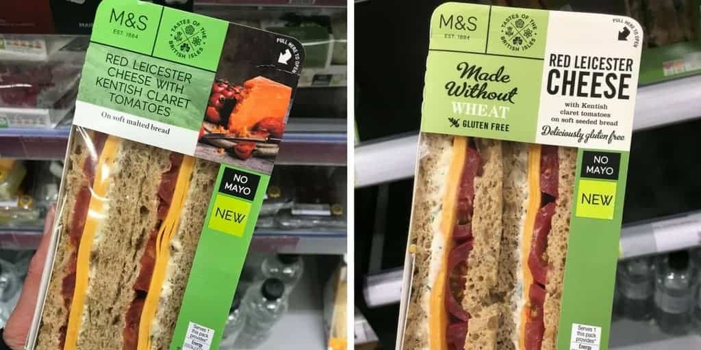 Spot the difference: How bothered should we be about gluten free packaging?