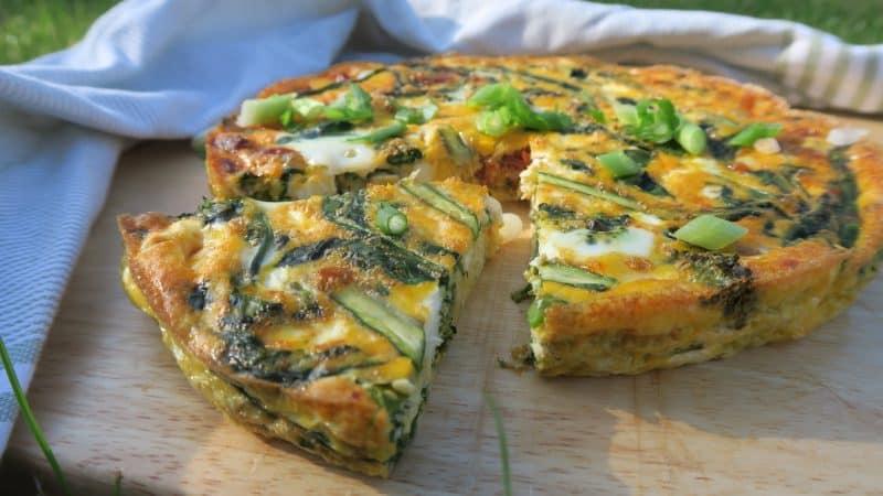 gluten free crustless quiche recipe2