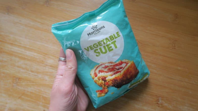 gluten free suet