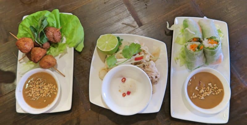 pho gluten free menu coeliac uk accredited